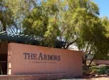 The Arbors Entrance