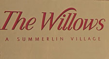 The Willows of Summerlin Homes For Sale