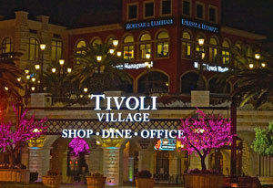 Tivoli Village Near Bellacere