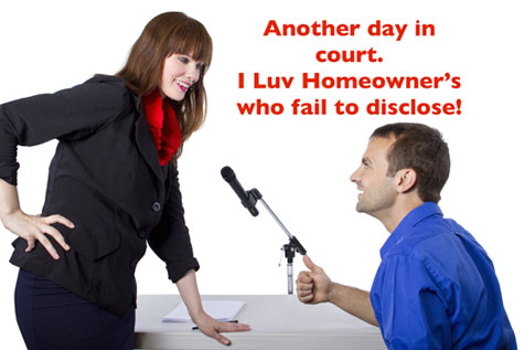 Sellers Real Property Disclosures