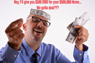 Home Buying and Earnest Money Deposits