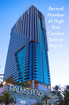 Palms Place High Rise Condos For Sale