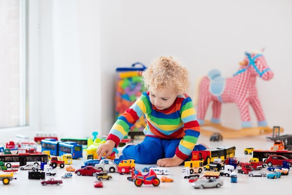 Toy Storage for Home Selling