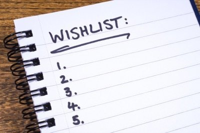 What To Put On Your Home Wish List