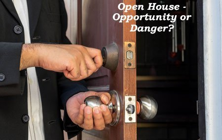 Open Houses in Real Estate