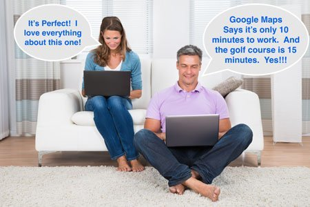 Home Buyers Use Home Search Tools