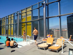 Veer Rooftop Pool