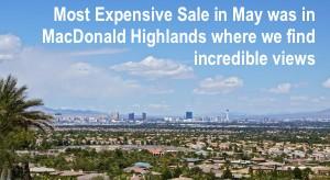 Las Vegas Homes Sold in May 2014