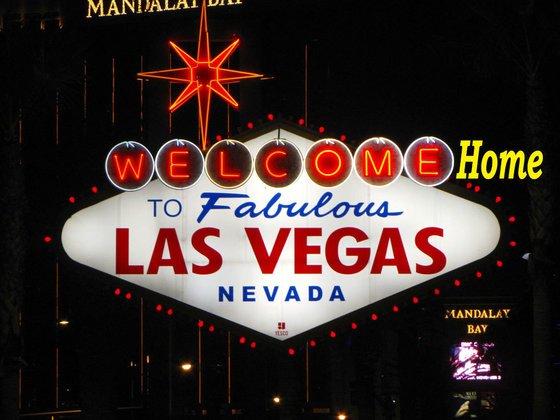 Welcome Home to Vegas
