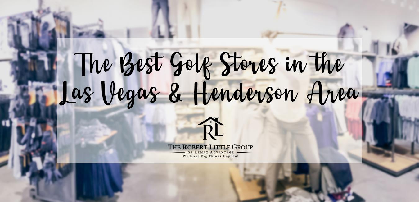 Best Golf Stores in Las Vegas