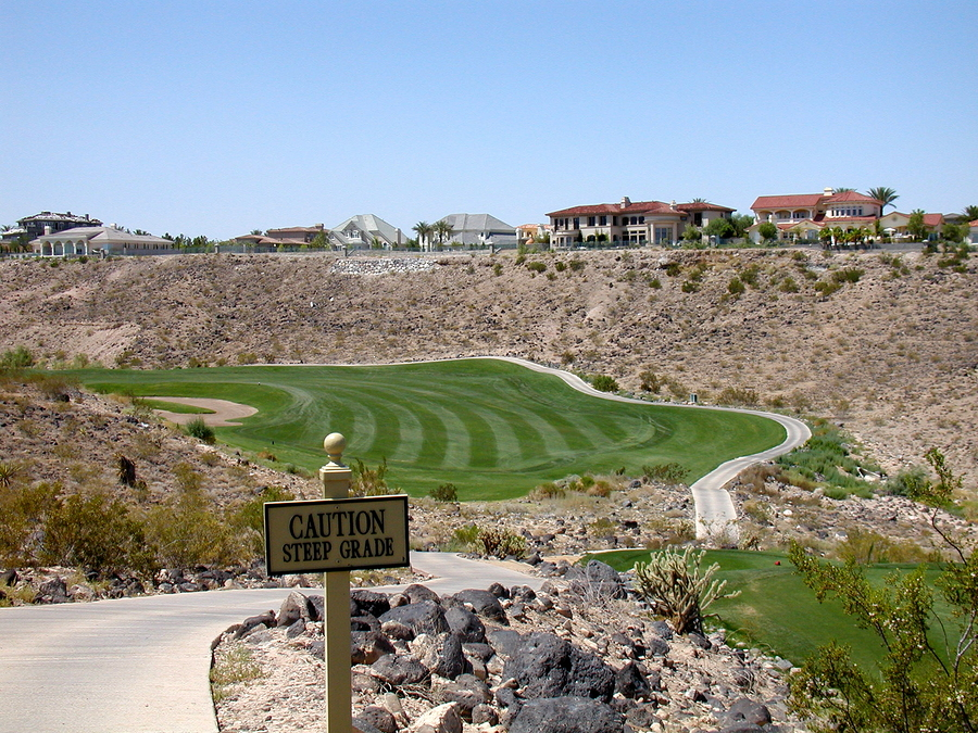 Las Vegas Homes For Sale with a Golf Course View