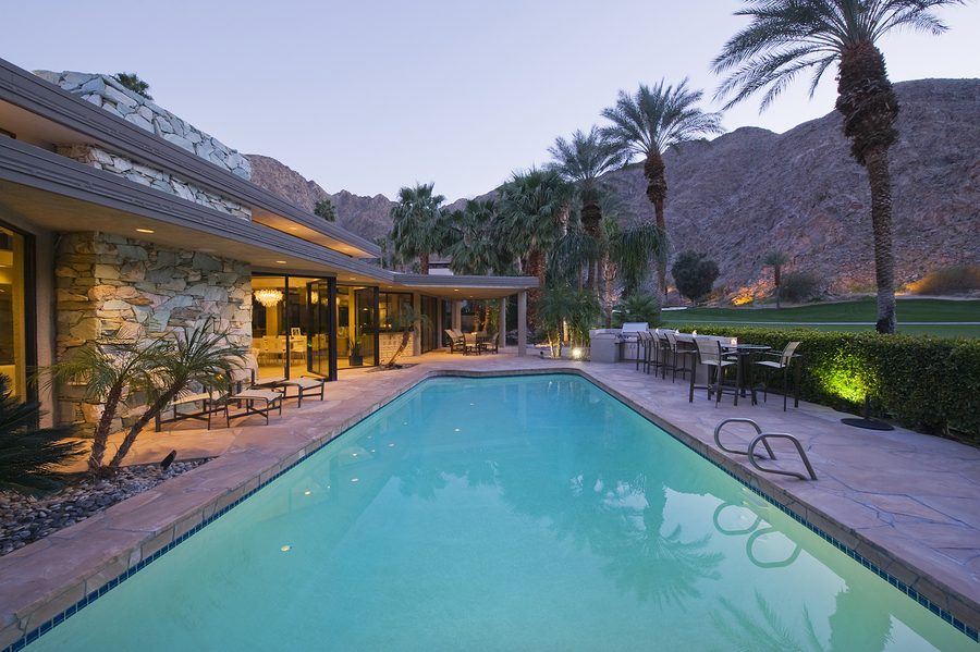 Las Vegas Homes with a Mountain View
