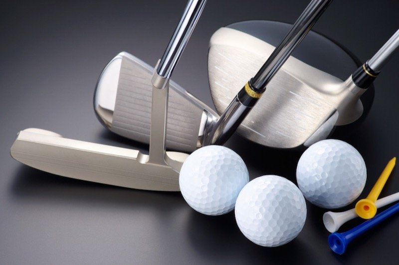 Using Wrong Equipment for Golf