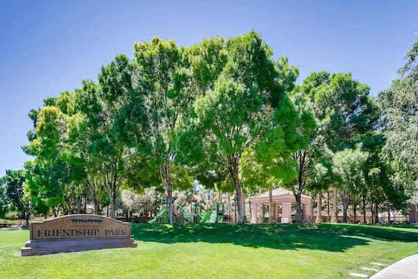 Friendship Park in Green Valley Ranch