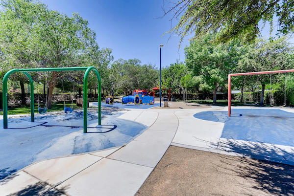 Playgrounds in Green Valley Ranch