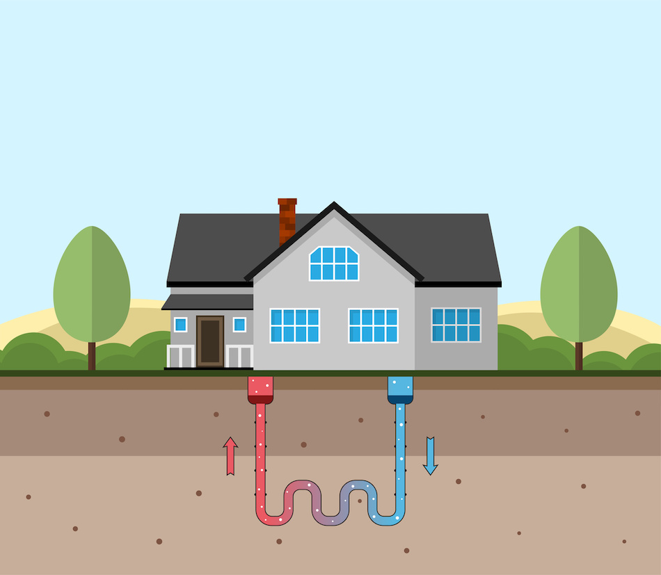 Using Geothermal Energy at Home