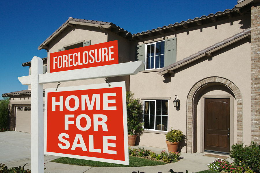 Foreclosures in Las Vegas Area