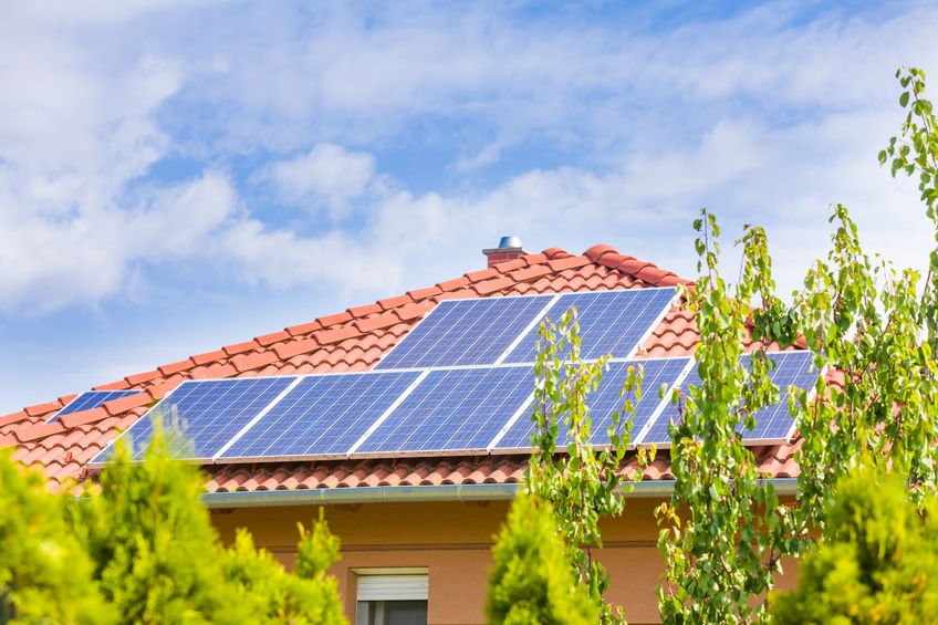 Homes For Sale in Las Vegas with Solar Panels