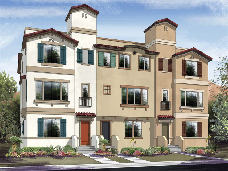 Madori Gardens Townhomes For Sale, Henderson NV