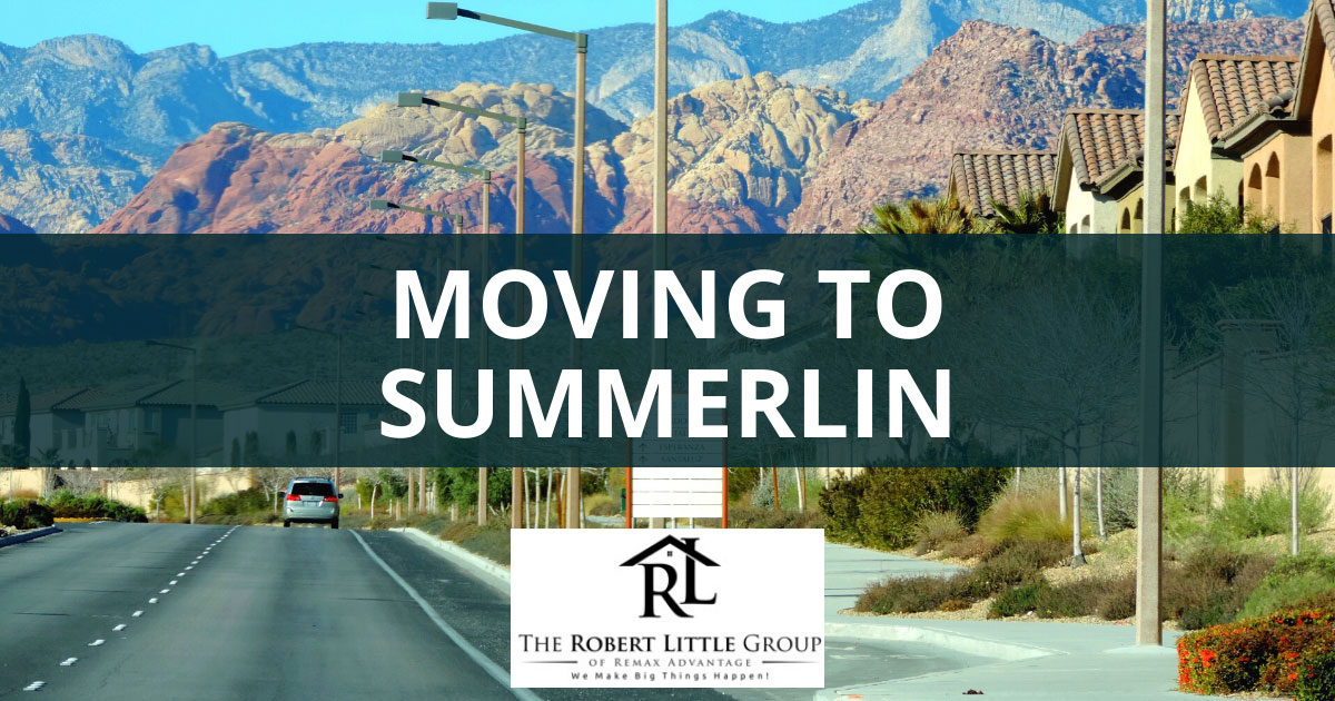 Moving to Summerlin Relocation Guide