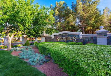 Seven Hills Homes for Sale Henderson