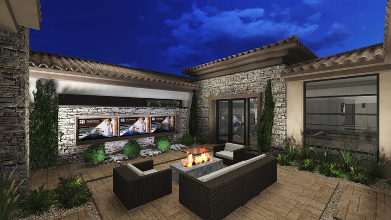 The Bluffs at Southern Highlands, Las Vegas