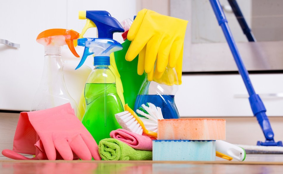 Preparing and Cleaning Home