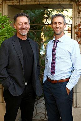 Rob & Greg