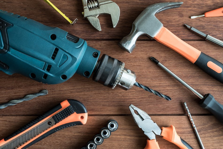 Consider basic needs to assemble the right tools for home repairs