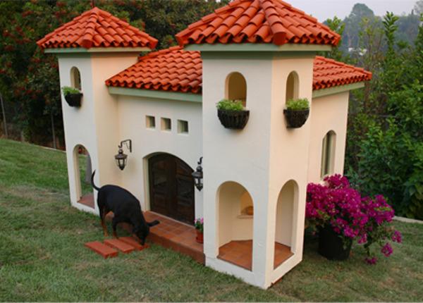 Luxury Doggie Homes