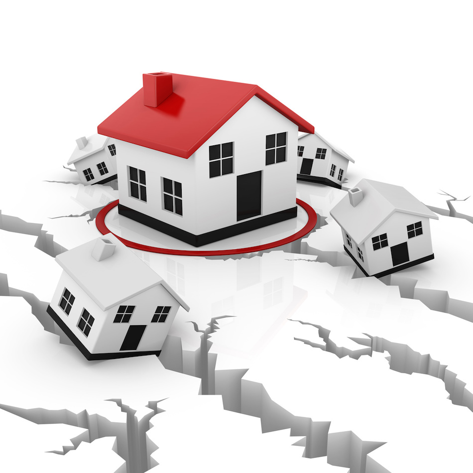 Buying a Home in a Location Known for Earthquakes