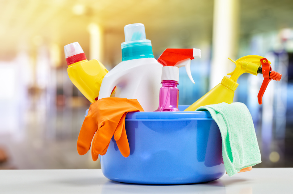 tips for spring cleaning to help a home sell fast