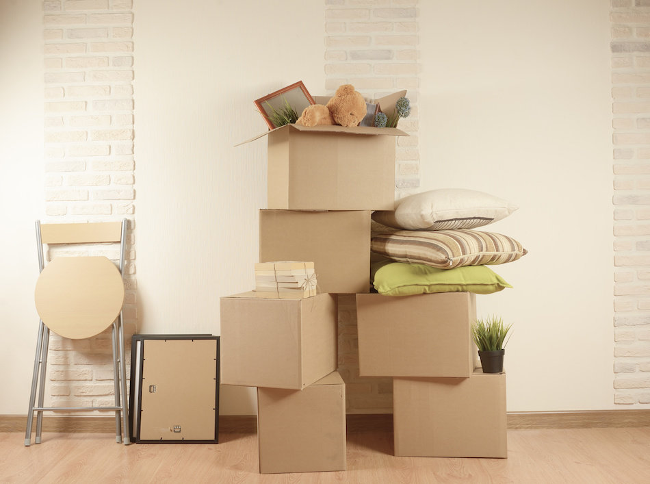 How to Downsize Into a New Home