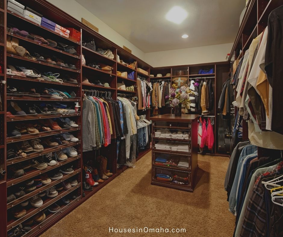 How to Turn Your Space Bedroom into a Walk-In Closet
