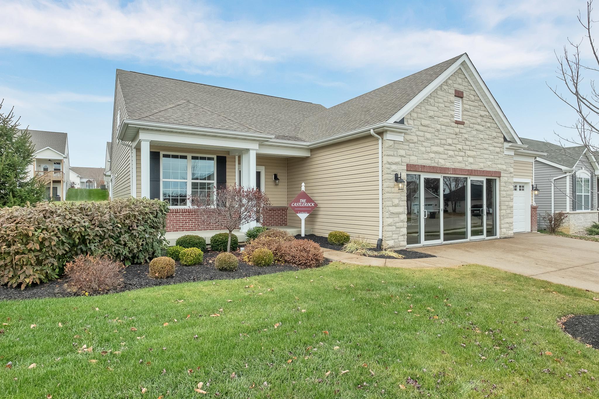 Home for Sale Heritage of Hawk Ridge