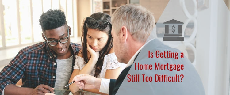 Getting a Home Mortgage