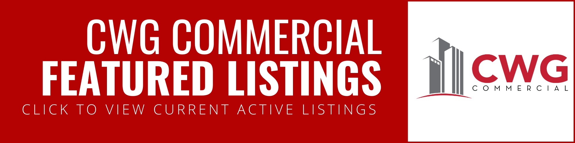 CWG Commercial Active Listings