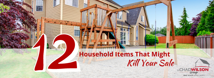 12 household items that could kill your home sale