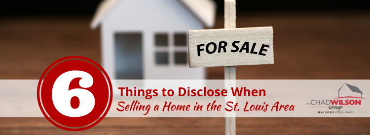 Things to Disclose in St. Louis