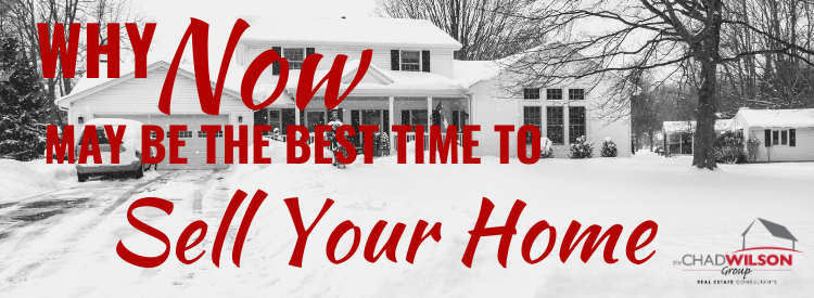 Why Now May Be the Best Time to Sell Your Home