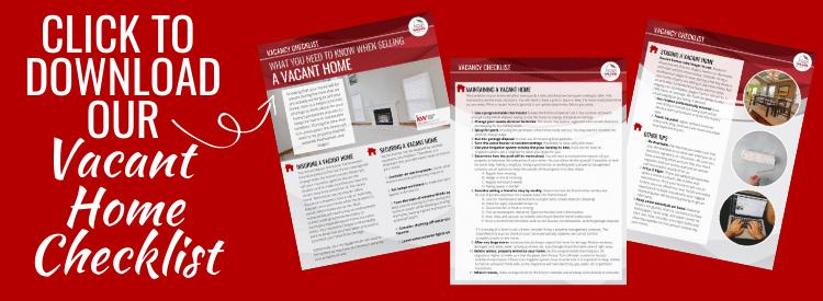 Download Vacant Home Checklist