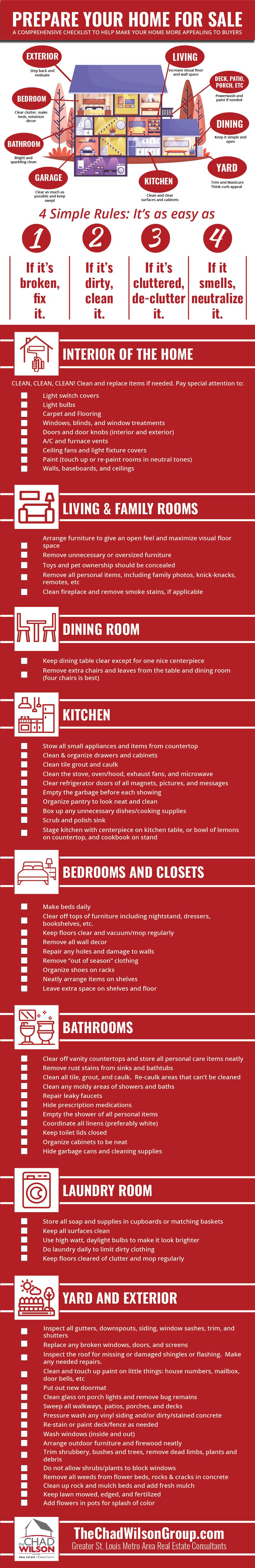 Home Seller To-Do Checklist
