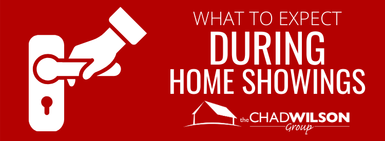 What to expect during home showings