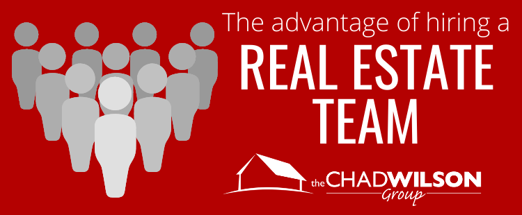 Using a real estate team to sell your home