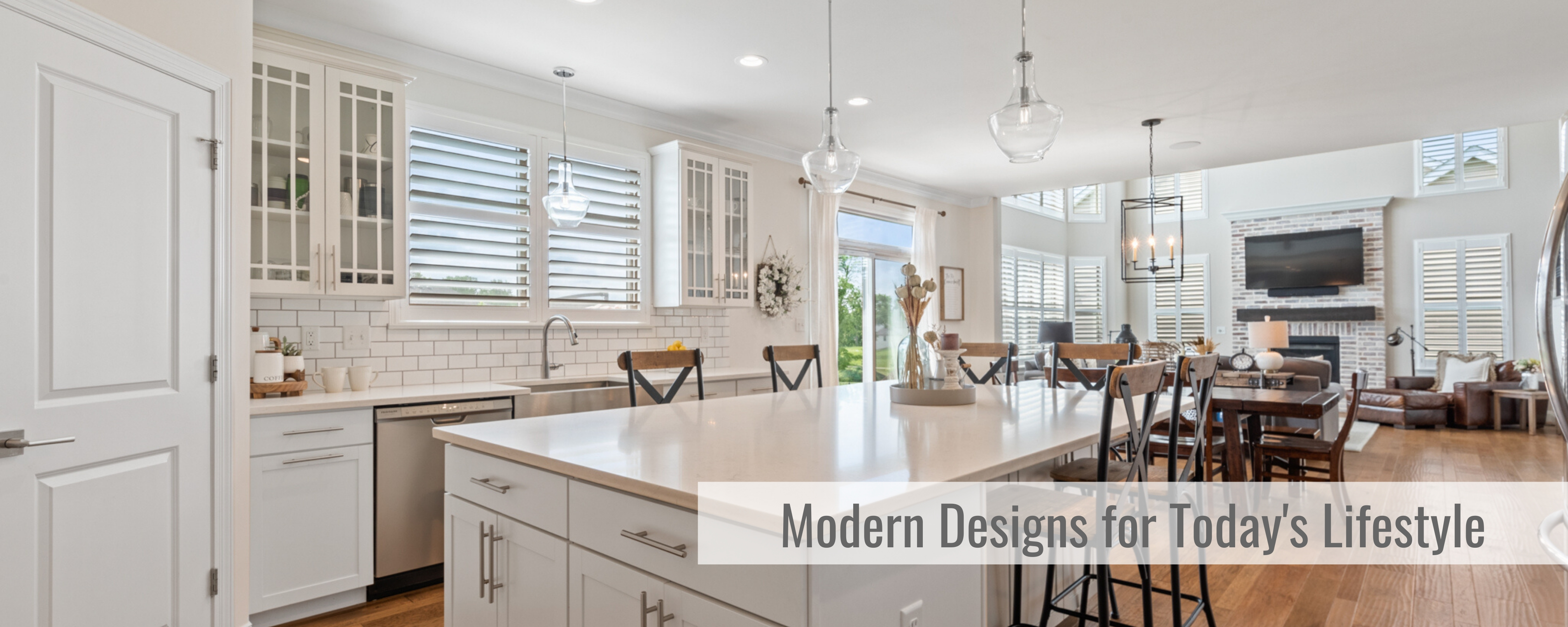 Modern Designs for Today's Lifestyle