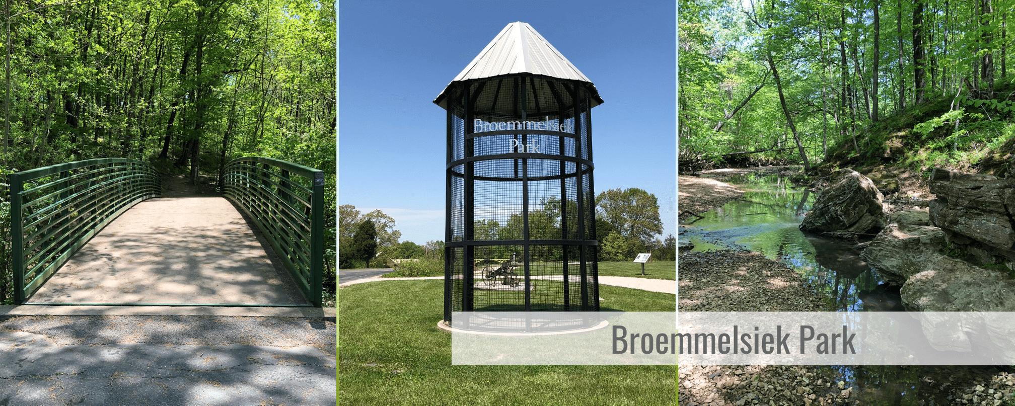 Broemmelsiek Park Defiance