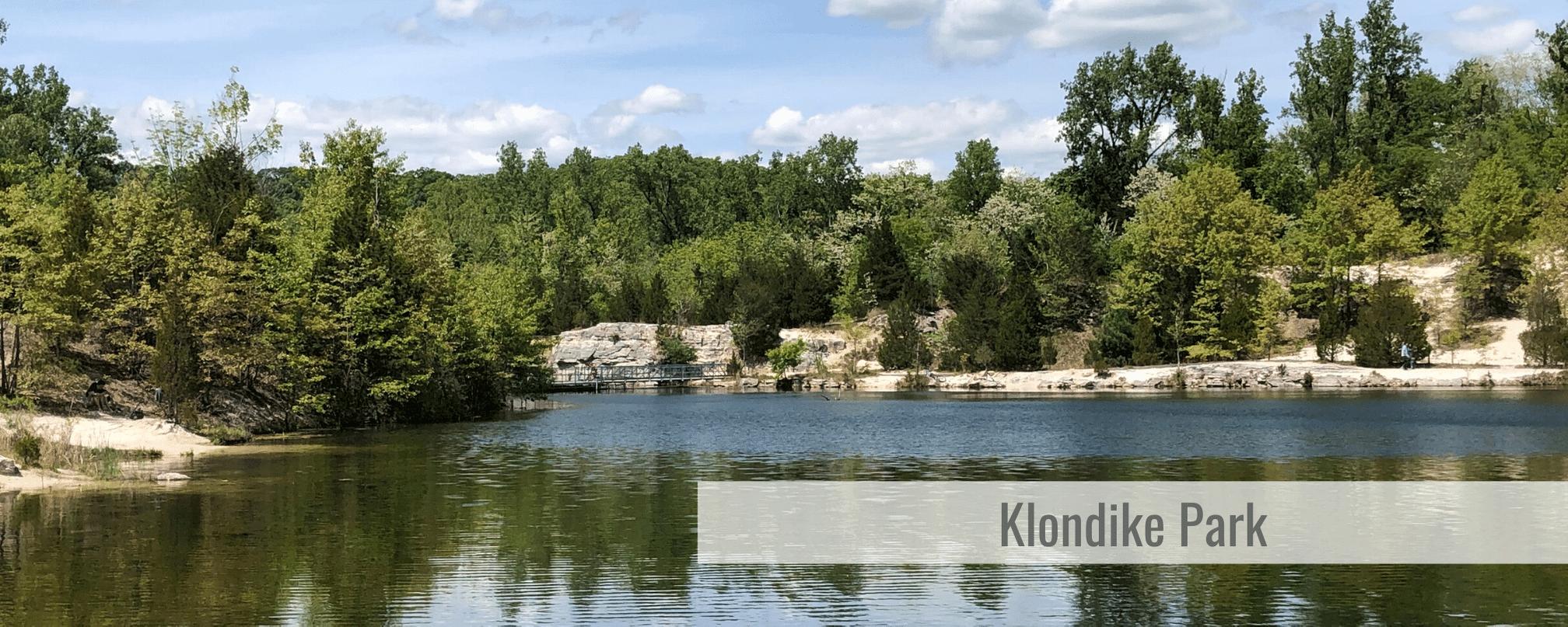 Klondike Park in St. Charles County