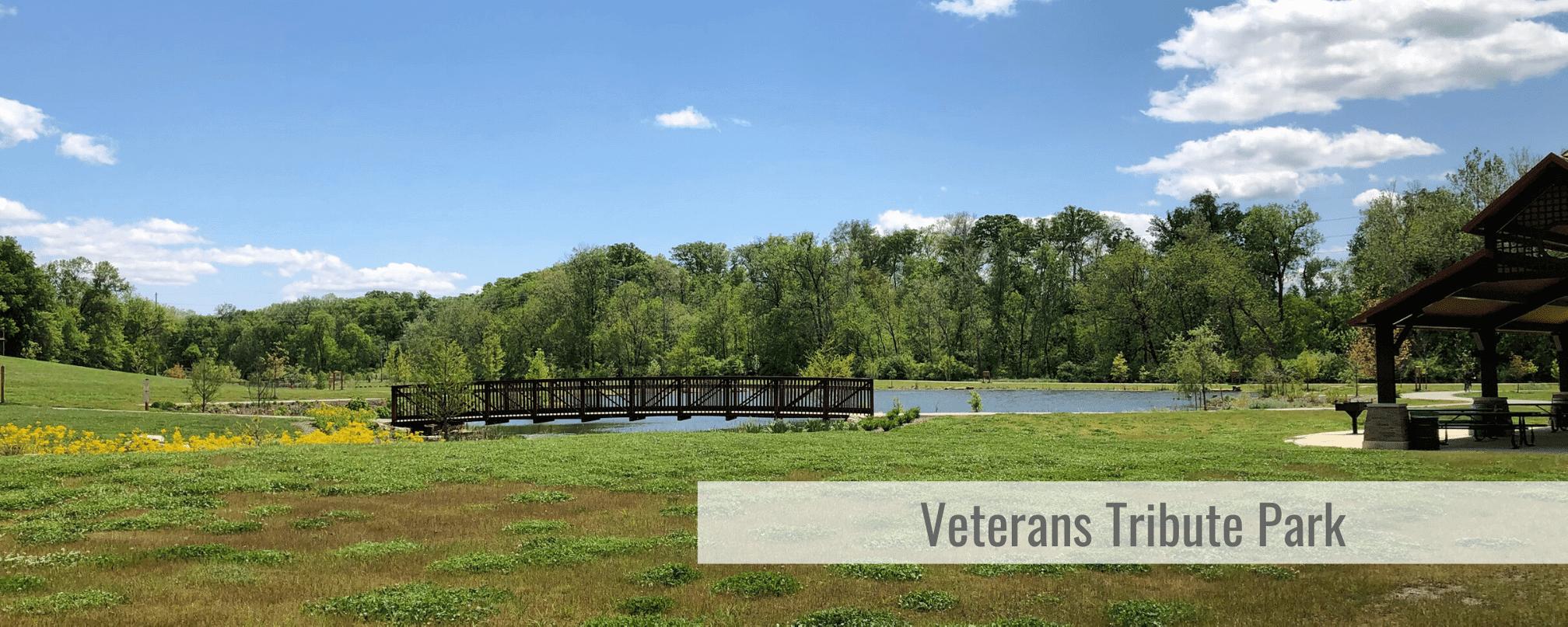 Veterans Tribute Park Weldon Spring