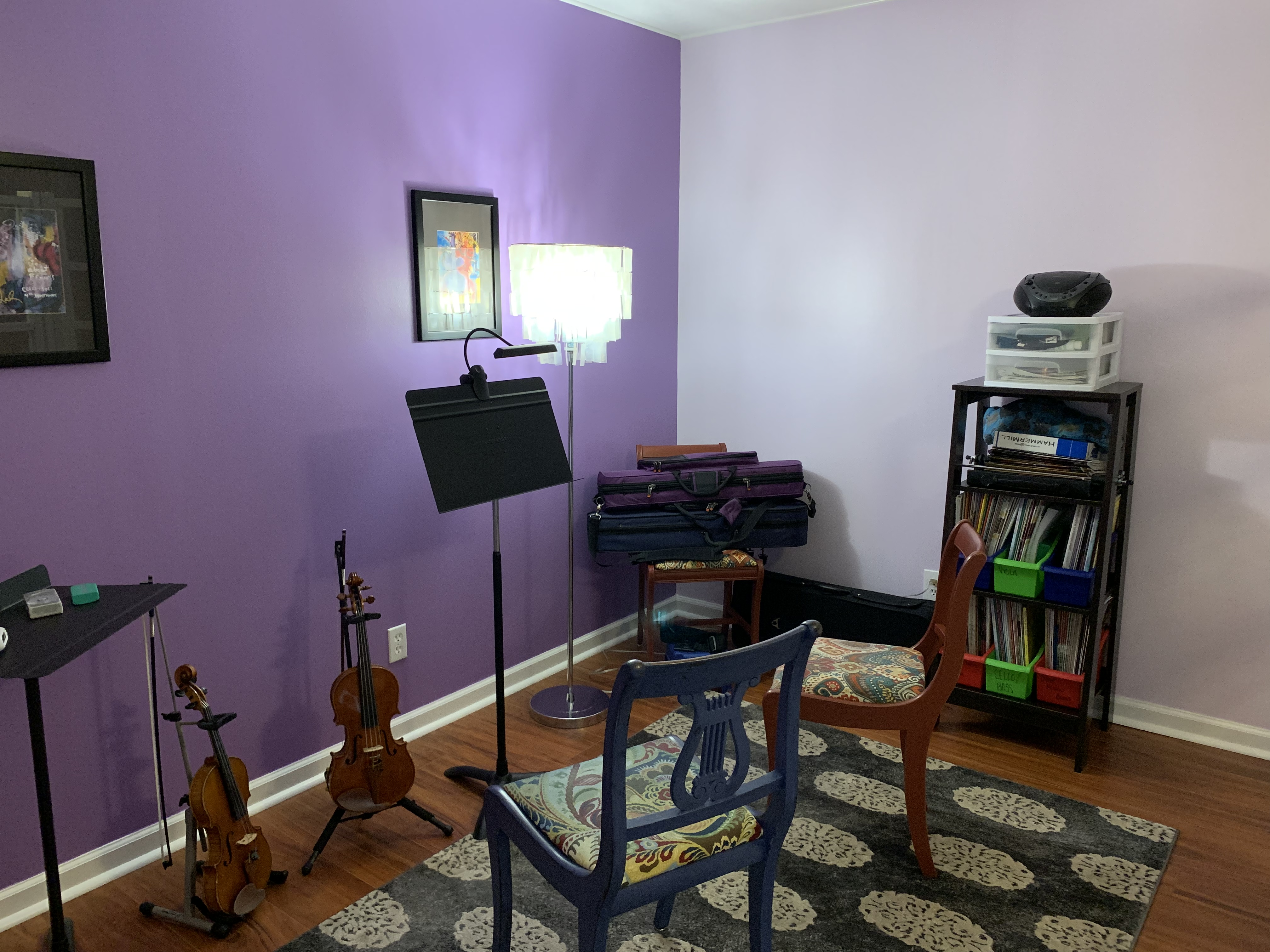 St Charles Music Room After 2