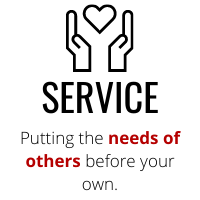 CWG Values Service